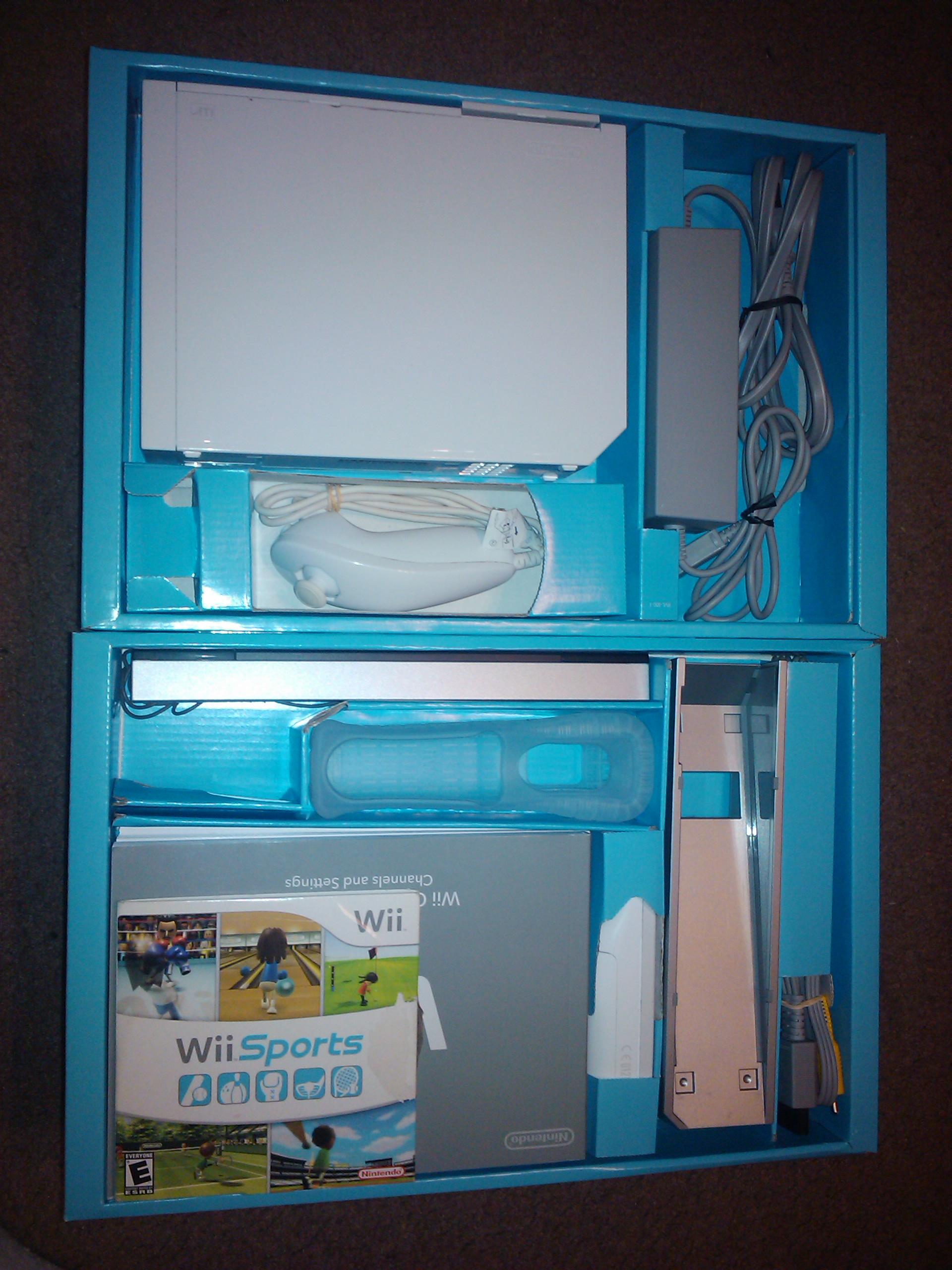 Wii Sports Contents Wii Sports Game Manuals