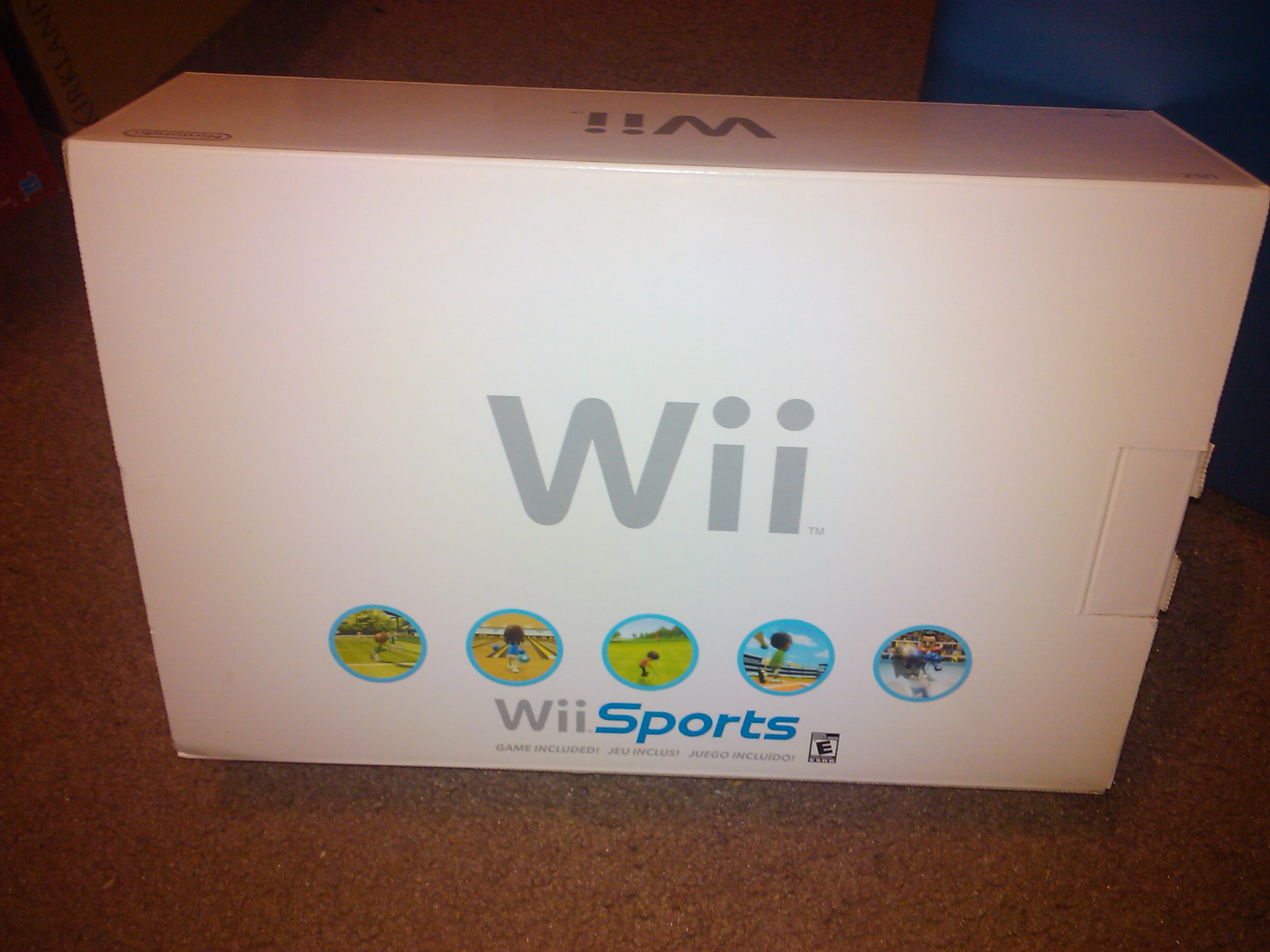 Wii Sports Contents Wii Contents You Get